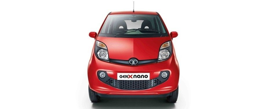 Full Front View of GenX Nano