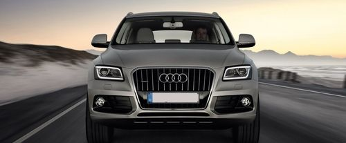 Full Front View of Q5