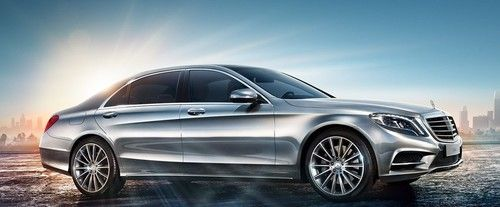 Mercedes-Benz S Class Saloon Drivers Sideview