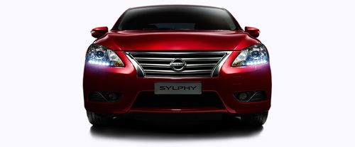 Full Front View of Sylphy