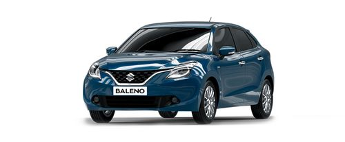 Baleno Front angle low view
