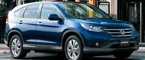Honda CR-V Front Medium View