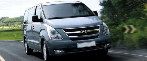 Hyundai H1 Images - View complete Interior-Exterior Pictures